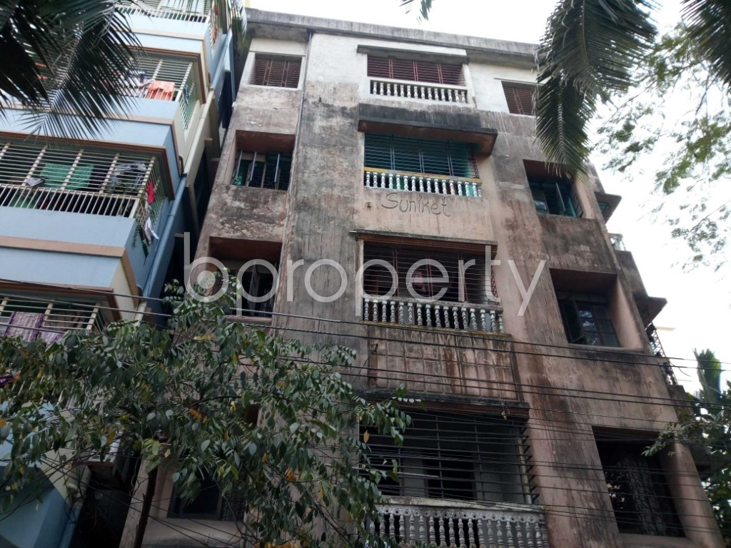 Front view - 2 Bed Apartment to Rent in Halishahar, Chattogram - 1962500