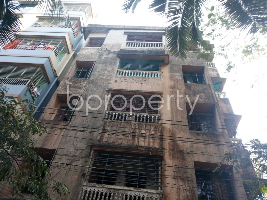 Front view - 2 Bed Apartment to Rent in Halishahar, Chattogram - 1962502