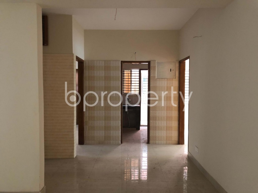 Dining area - 3 Bed Apartment for Sale in Dhanmondi, Dhaka - 1948078