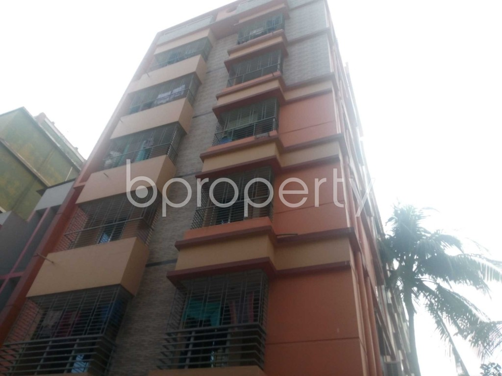 Front view - 2 Bed Apartment to Rent in Halishahar, Chattogram - 1962521