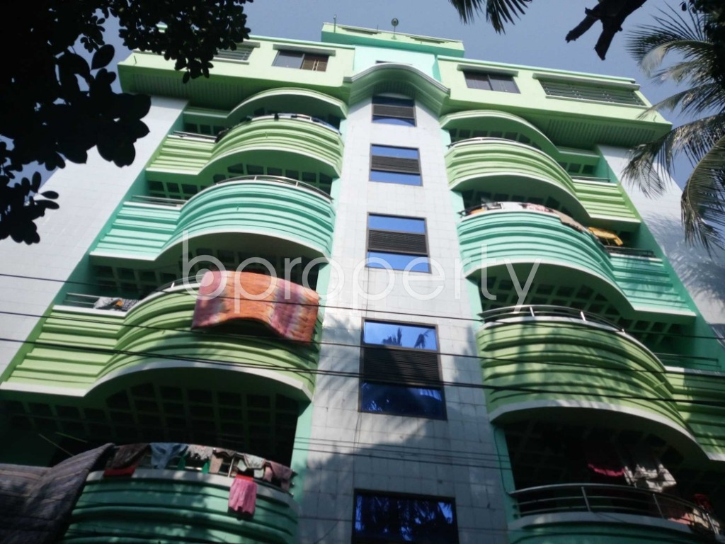 Front view - 2 Bed Apartment to Rent in Halishahar, Chattogram - 1962532