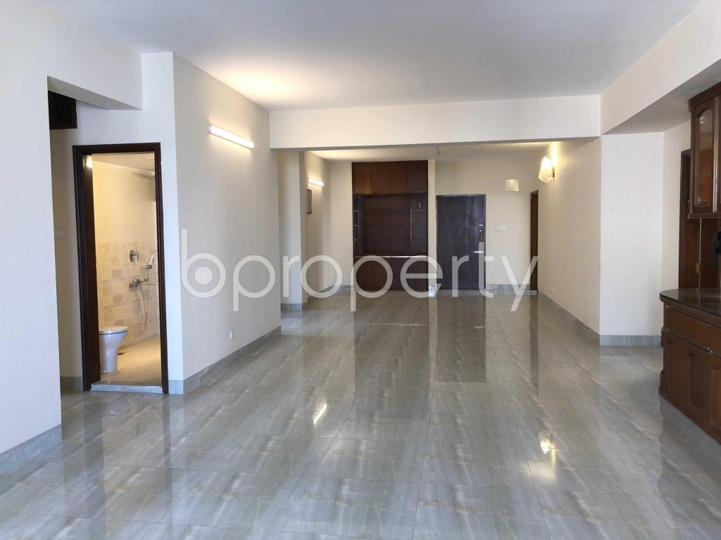 Dining area - 4 Bed Apartment for Sale in Gulshan, Dhaka - 1933242