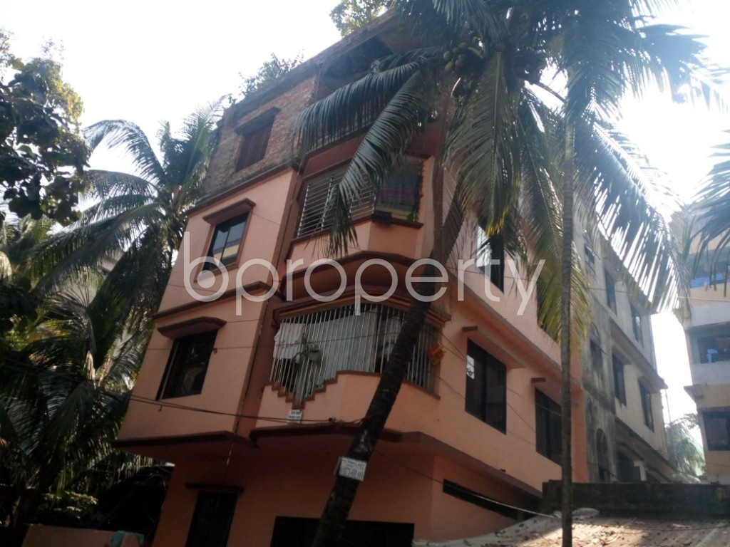 Front view - 2 Bed Apartment to Rent in Halishahar, Chattogram - 1962638