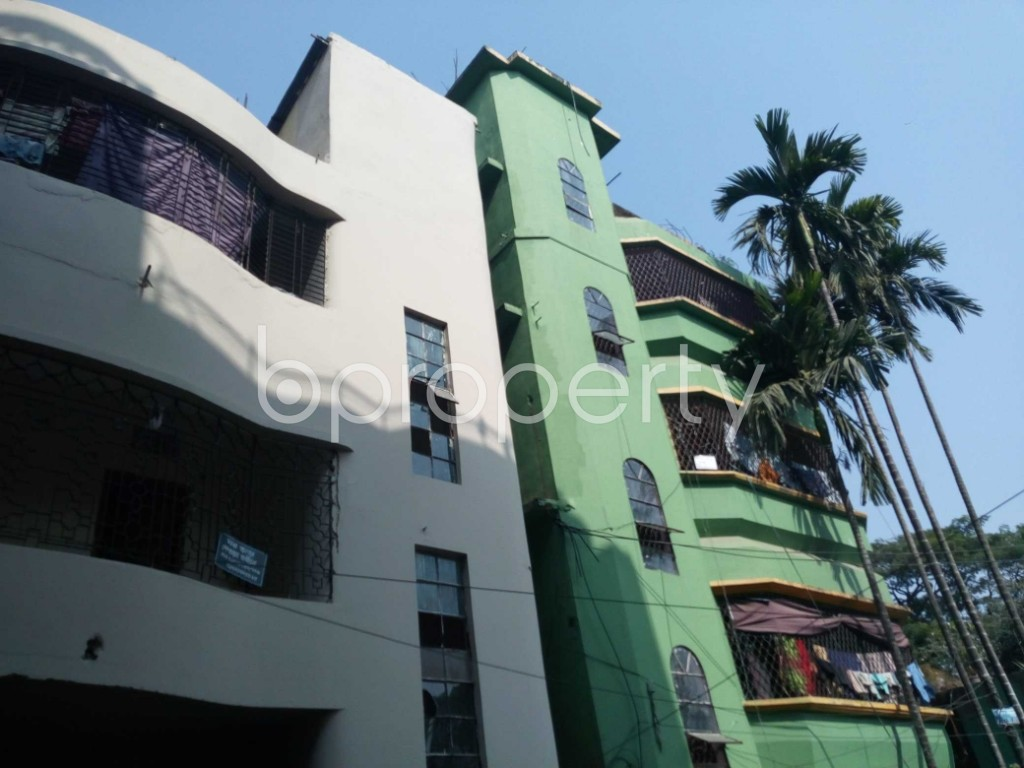 Front view - 2 Bed Apartment to Rent in Halishahar, Chattogram - 1962645