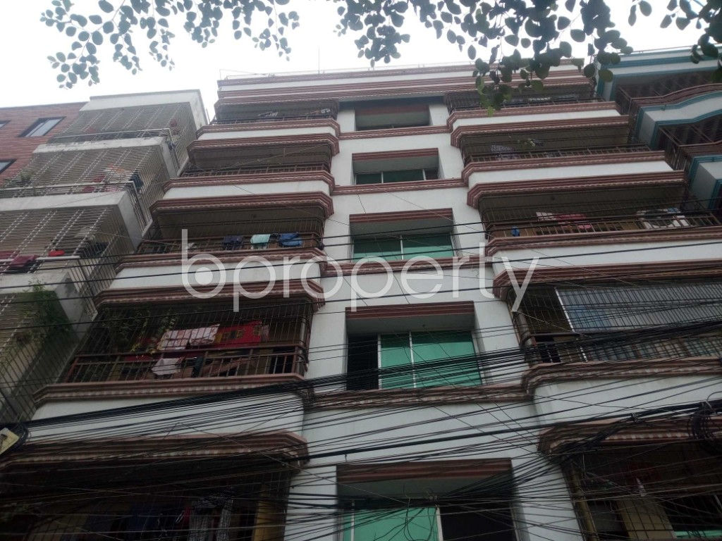 Outside view - 1 Bed Apartment to Rent in Nikunja, Dhaka - 1962721