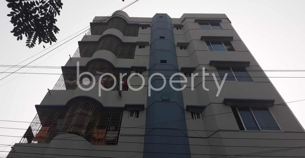 Front view - 3 Bed Apartment to Rent in Uttara, Dhaka - 1962741