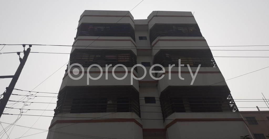 Front view - 3 Bed Apartment to Rent in Uttara, Dhaka - 1962742