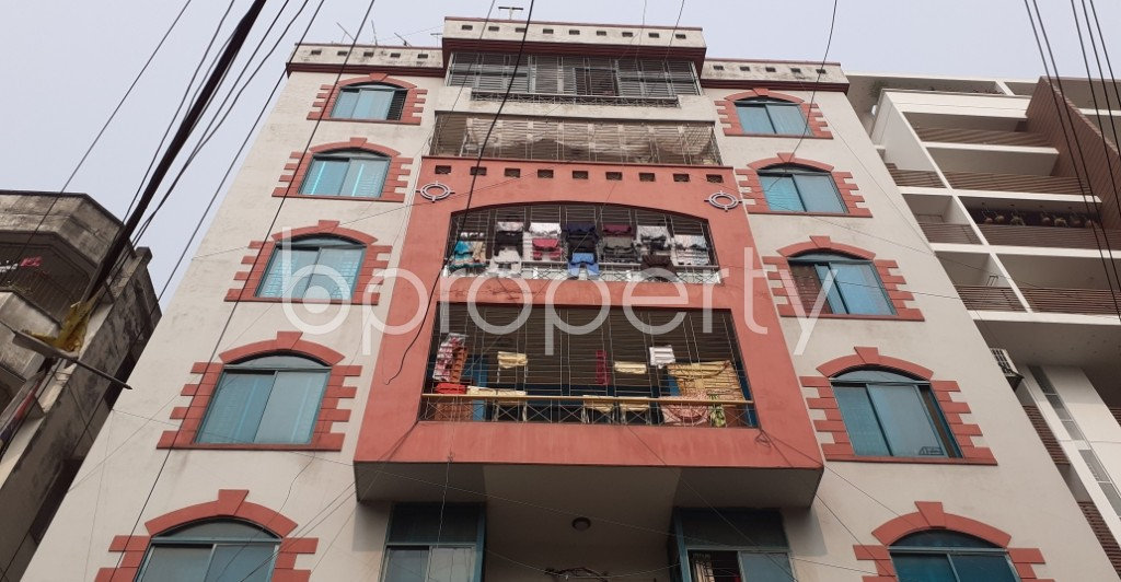 Front view - 3 Bed Apartment to Rent in Uttara, Dhaka - 1962743