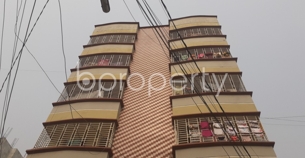 Front view - 2 Bed Apartment to Rent in Uttara, Dhaka - 1962744