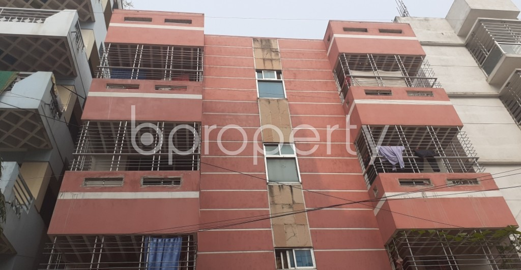 Front view - 2 Bed Apartment to Rent in Uttara, Dhaka - 1962745
