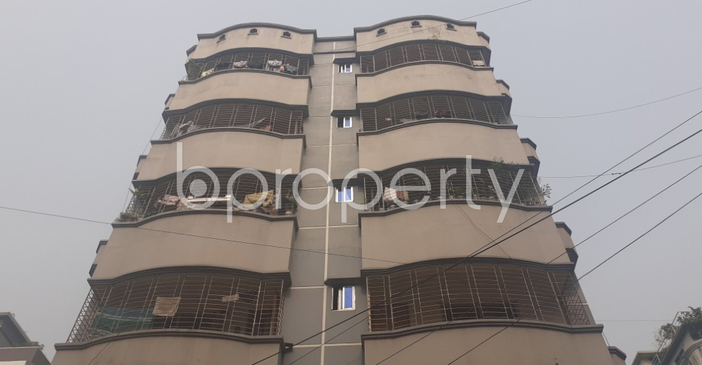 Front view - 2 Bed Apartment to Rent in Uttara, Dhaka - 1962749