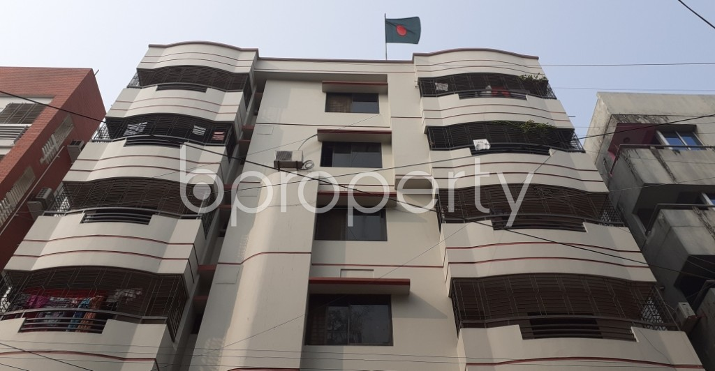 Front view - 3 Bed Apartment to Rent in Uttara, Dhaka - 1962751