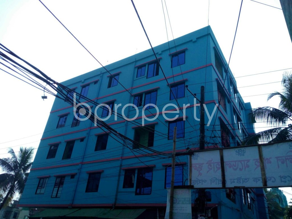 Outside view - 3 Bed Apartment to Rent in Bayazid, Chattogram - 1962753