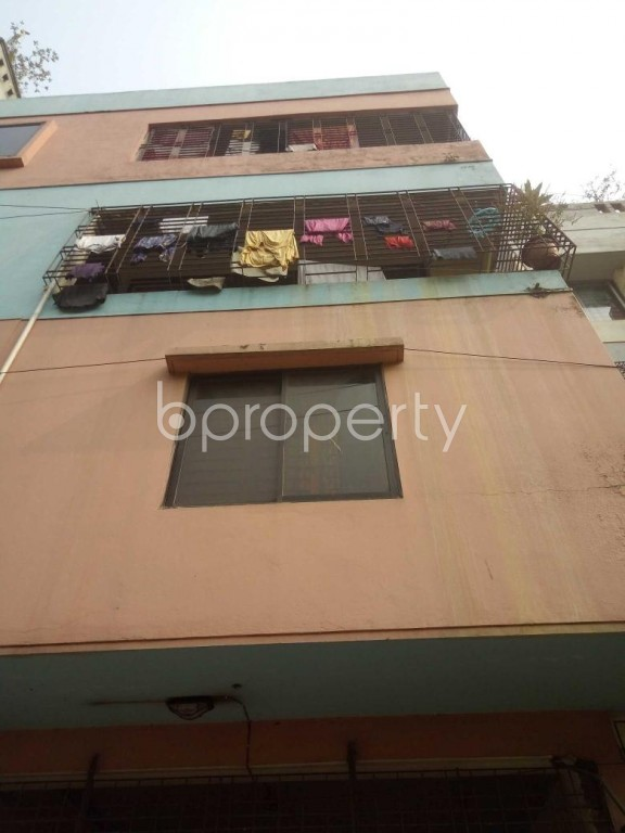 Outside view - 2 Bed Apartment to Rent in Badda, Dhaka - 1962760
