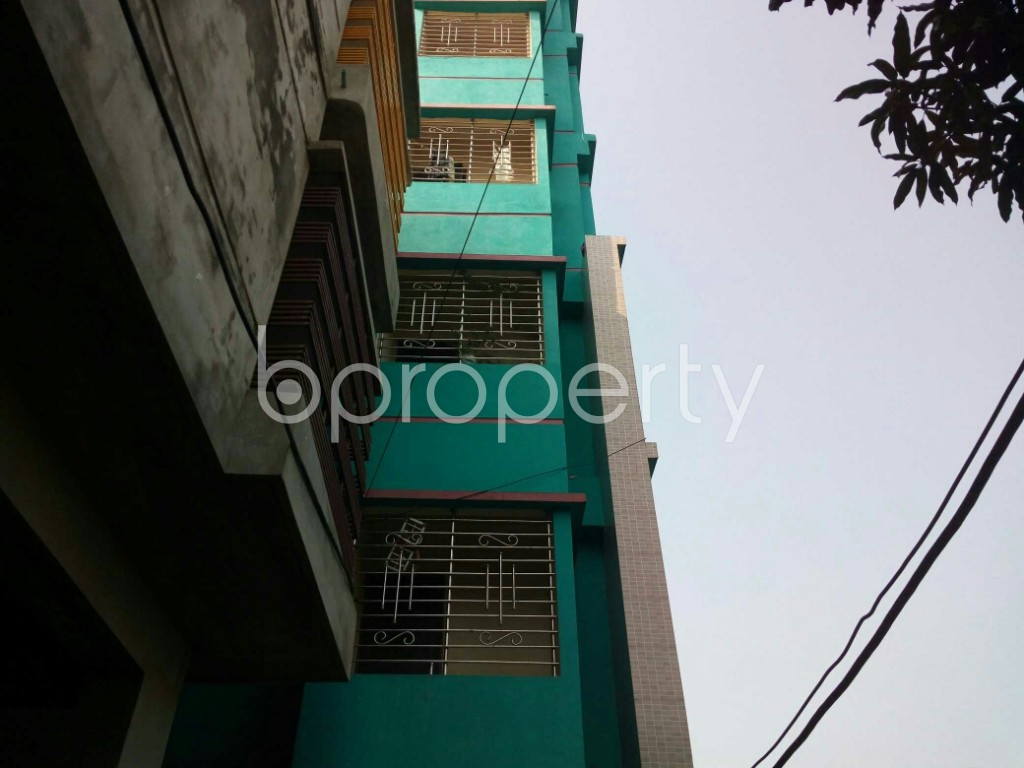 Outside view - 2 Bed Apartment to Rent in Bayazid, Chattogram - 1962755