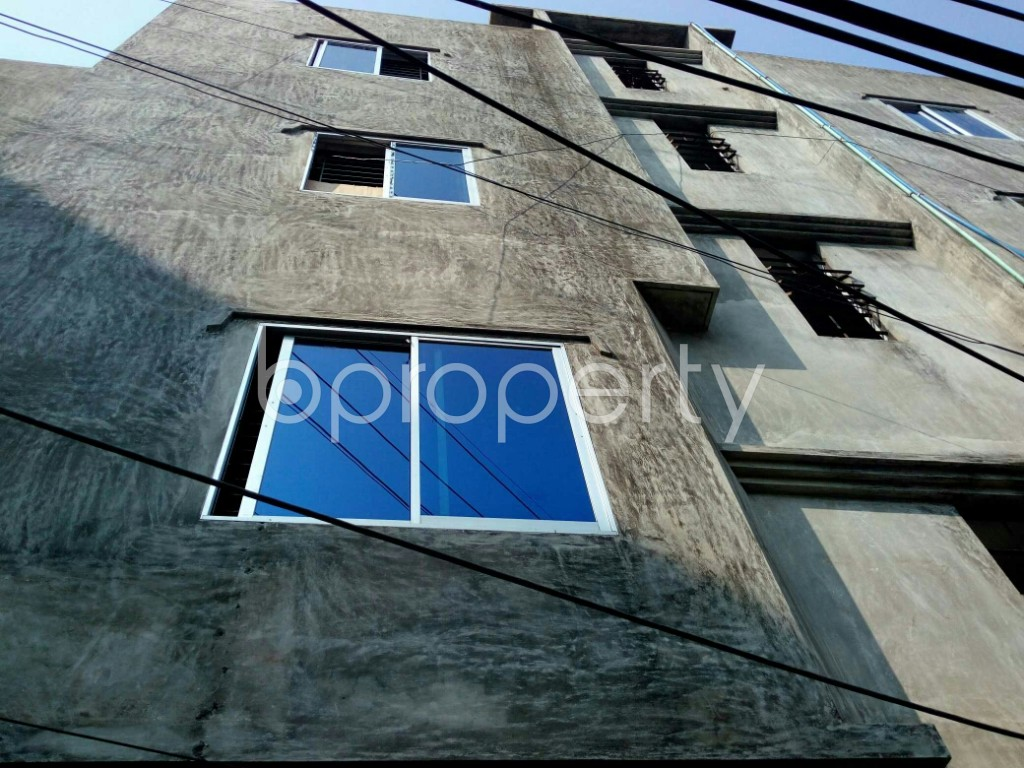 Outside view - 1 Bed Apartment to Rent in Bayazid, Chattogram - 1962756