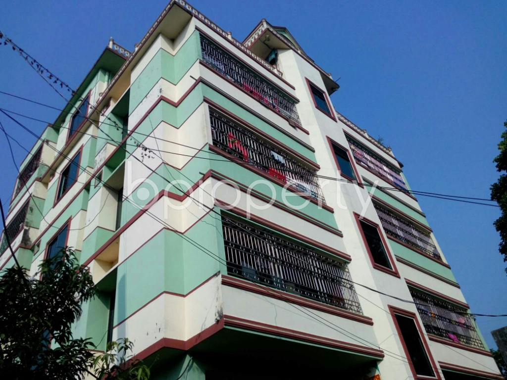 Outside view - 3 Bed Apartment to Rent in Bayazid, Chattogram - 1962757