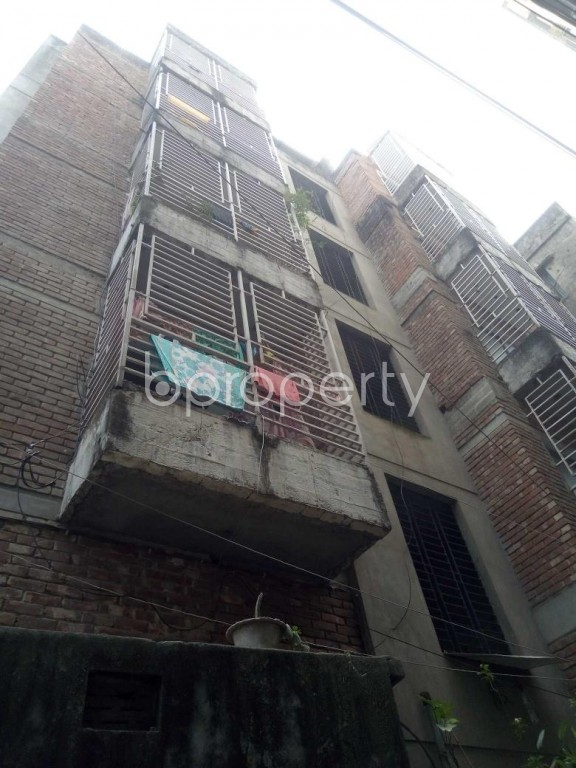 Front view - 2 Bed Apartment to Rent in Badda, Dhaka - 1962763