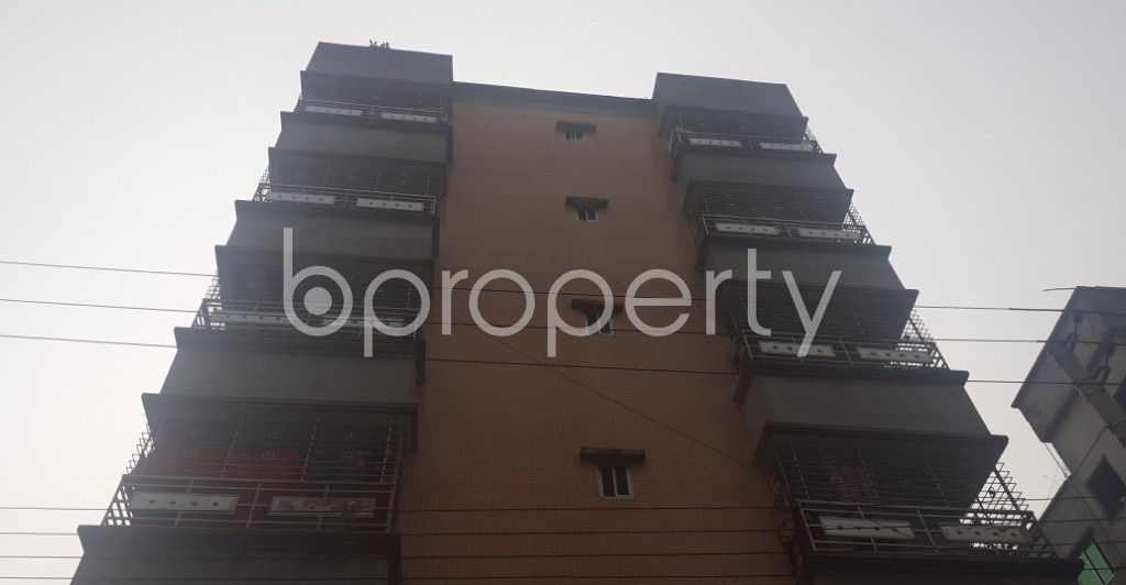Front view - 2 Bed Apartment to Rent in Uttara, Dhaka - 1962764