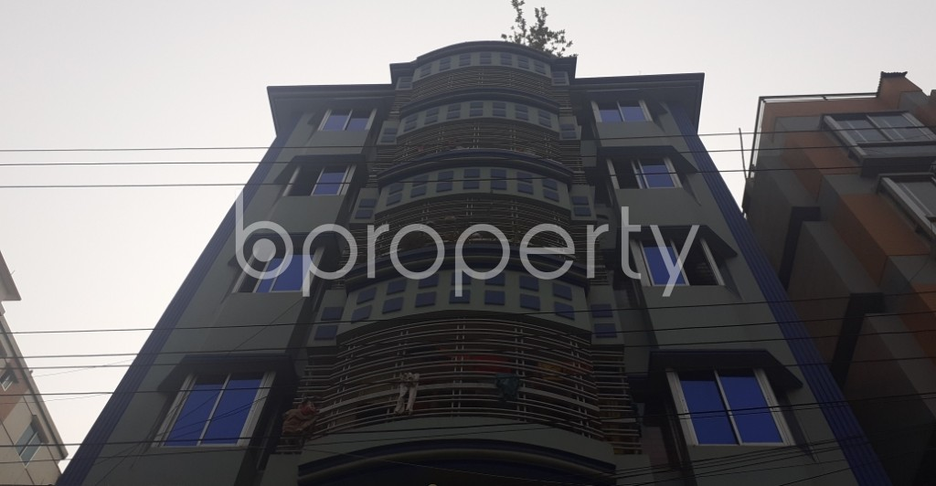 Front view - 2 Bed Apartment to Rent in Uttara, Dhaka - 1962765