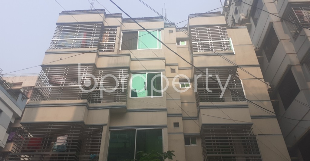 Front view - 3 Bed Apartment to Rent in Uttara, Dhaka - 1962766