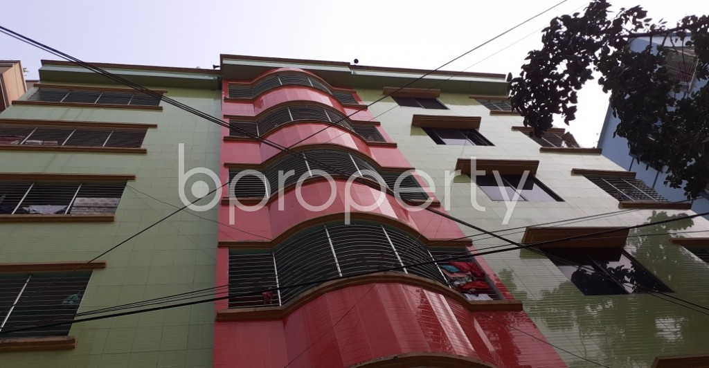 Front view - 2 Bed Apartment to Rent in Khilgaon, Dhaka - 1962812