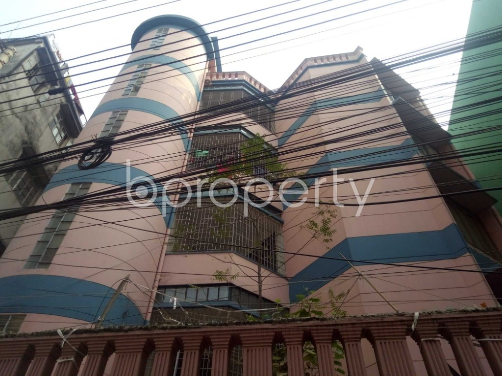 Outside view - 2 Bed Apartment to Rent in Maghbazar, Dhaka - 1962821