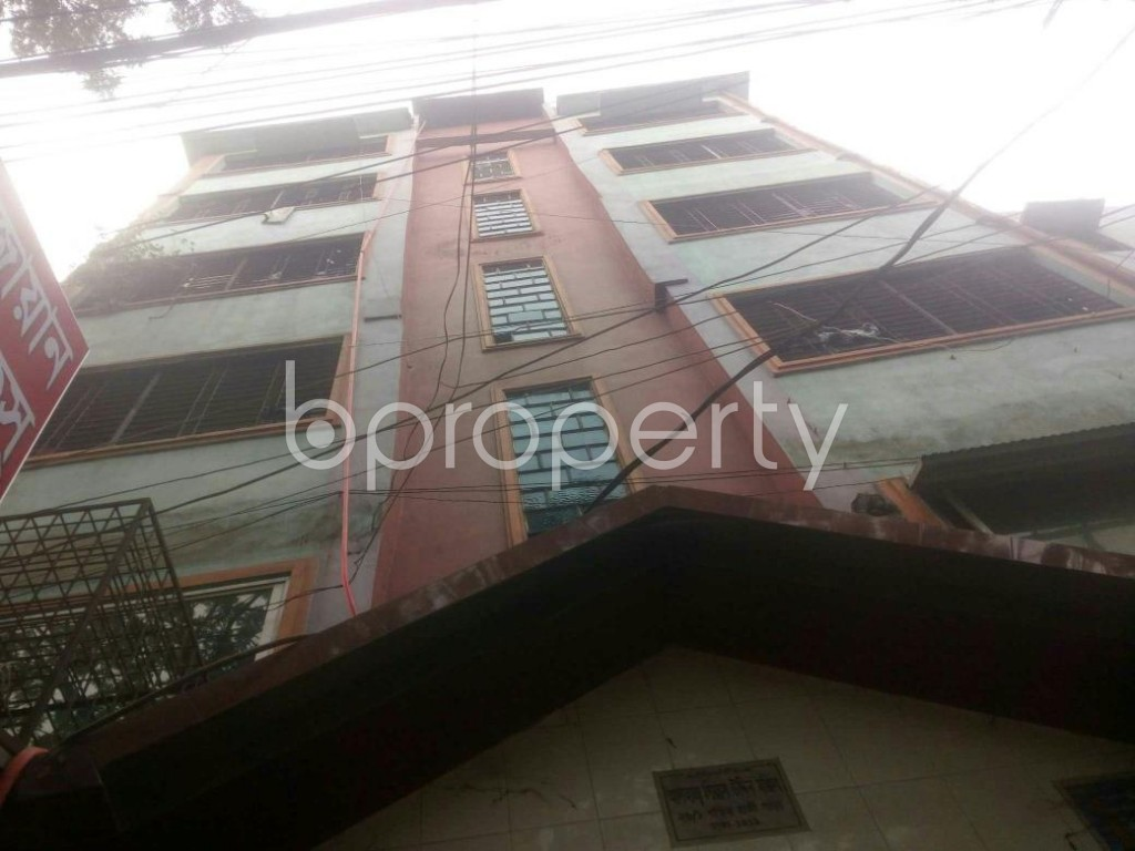 Front view - 2 Bed Apartment to Rent in Rampura, Dhaka - 1962810