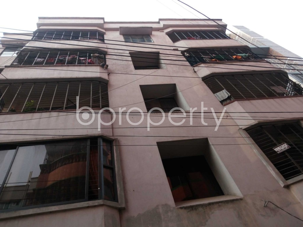 Front view - 2 Bed Apartment to Rent in Mirpur, Dhaka - 1962860