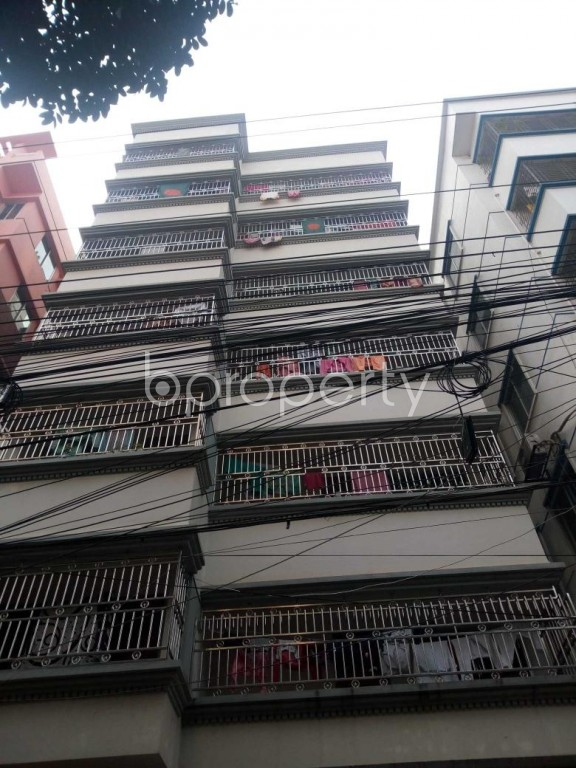 Front view - 3 Bed Apartment to Rent in Uttara, Dhaka - 1962861