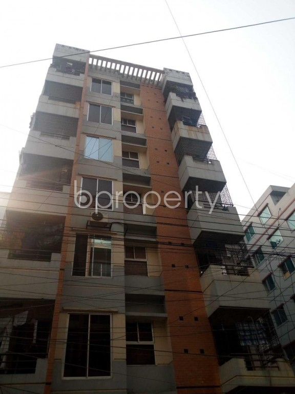 Front view - 3 Bed Apartment to Rent in Uttara, Dhaka - 1962862