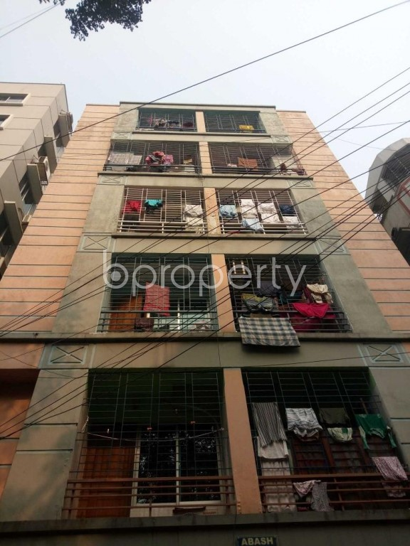Front view - 3 Bed Apartment to Rent in Uttara, Dhaka - 1962865