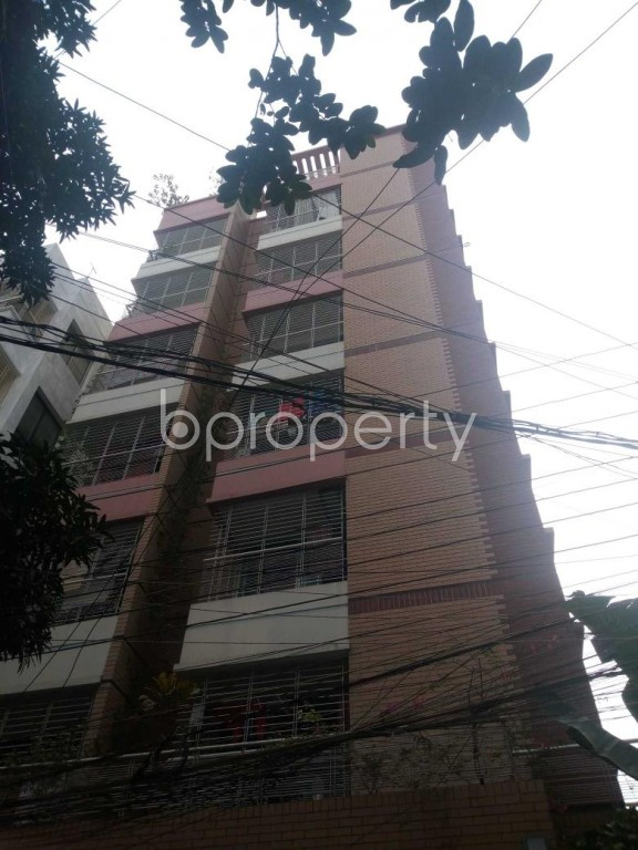 Front view - 3 Bed Apartment to Rent in Uttara, Dhaka - 1962868