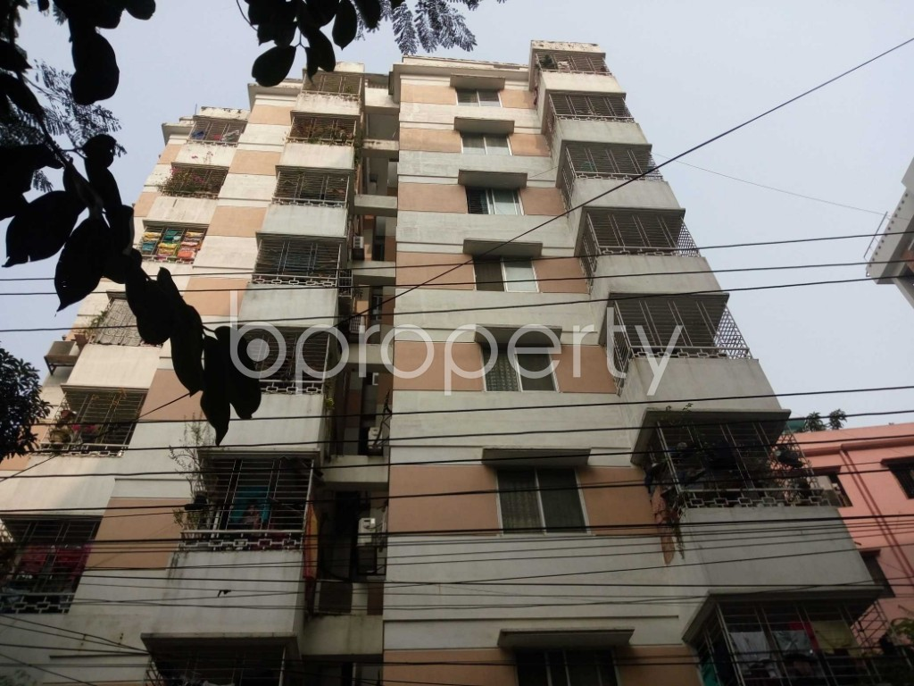 Front view - 2 Bed Apartment to Rent in Mirpur, Dhaka - 1962872