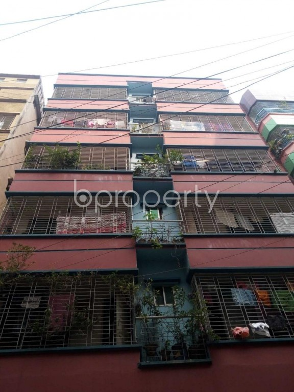 Front view - 2 Bed Apartment to Rent in Uttara, Dhaka - 1962873