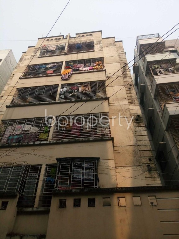 Front view - 2 Bed Apartment to Rent in Uttara, Dhaka - 1962874