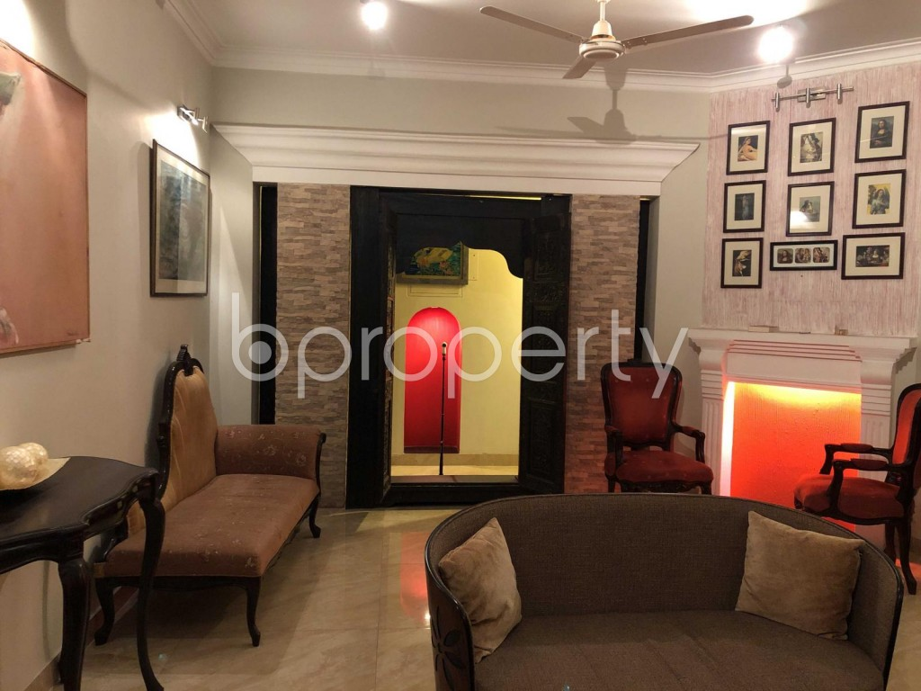 Empty Room - 3 Bed Apartment to Rent in Gulshan, Dhaka - 1959706