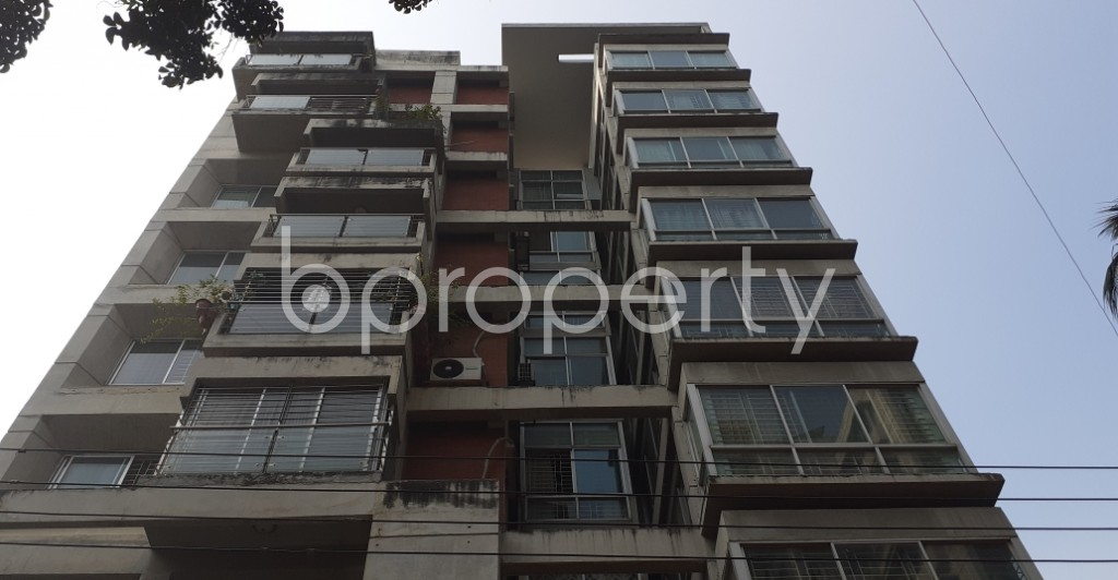 Front view - 3 Bed Apartment for Sale in Gulshan, Dhaka - 1963183