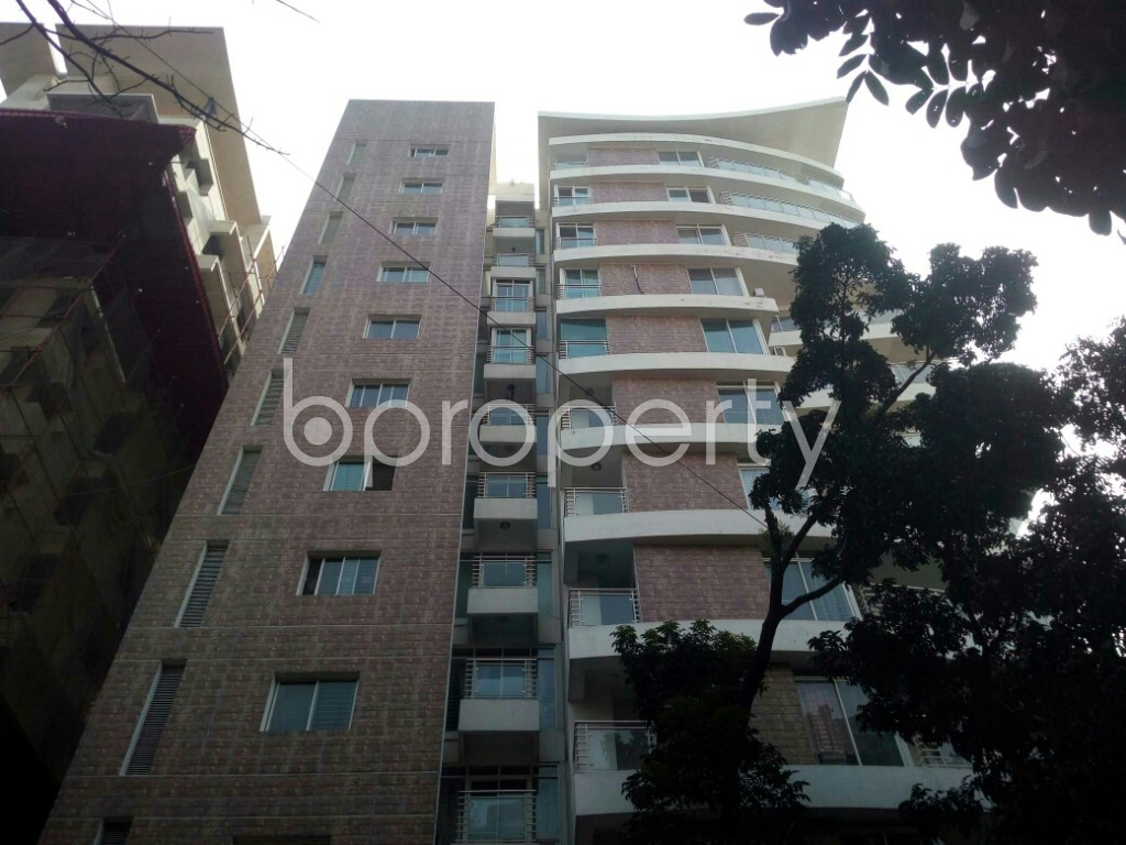 Outside view - 3 Bed Apartment for Sale in Banani, Dhaka - 1963239