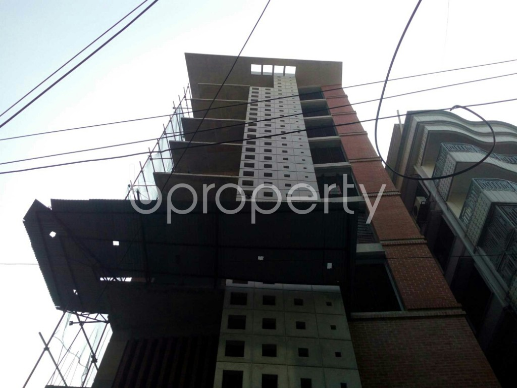 Outside view - 3 Bed Apartment for Sale in Banani, Dhaka - 1963486