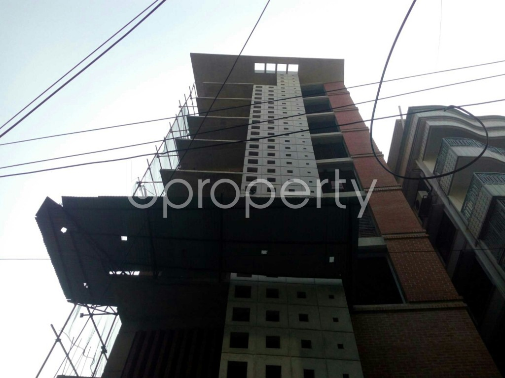 Outside view - 3 Bed Apartment for Sale in Banani, Dhaka - 1963487