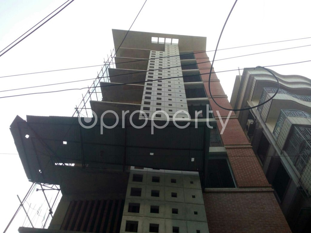 Outside view - 3 Bed Apartment for Sale in Banani, Dhaka - 1963488