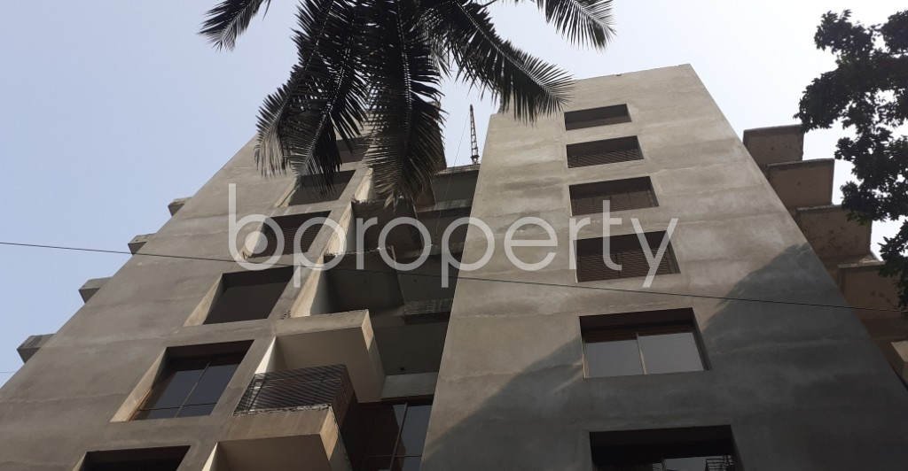 Outside view - 4 Bed Apartment for Sale in Lalmatia, Dhaka - 1963773
