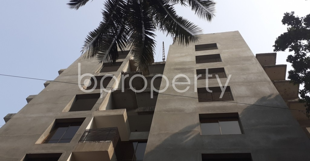 Outside view - 4 Bed Apartment for Sale in Lalmatia, Dhaka - 1963774