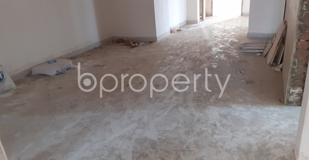 Dine/Dining - 3 Bed Apartment for Sale in Mohammadpur, Dhaka - 1963886