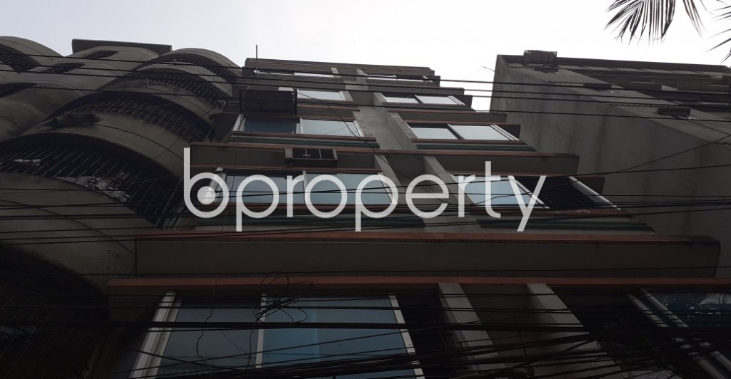 Front view - 2 Bed Apartment to Rent in Lalmatia, Dhaka - 1960623