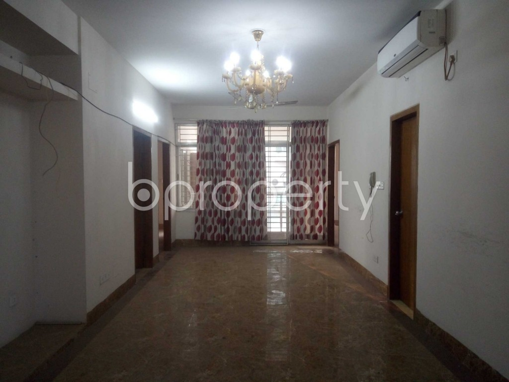 Dining area - 3 Bed Apartment to Rent in Baridhara, Dhaka - 1923628