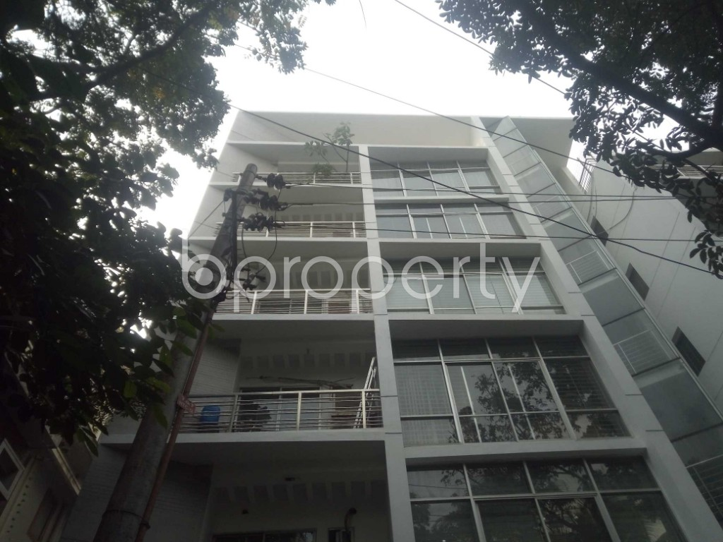 Outside view - 4 Bed Apartment for Sale in Banani, Dhaka - 1964580