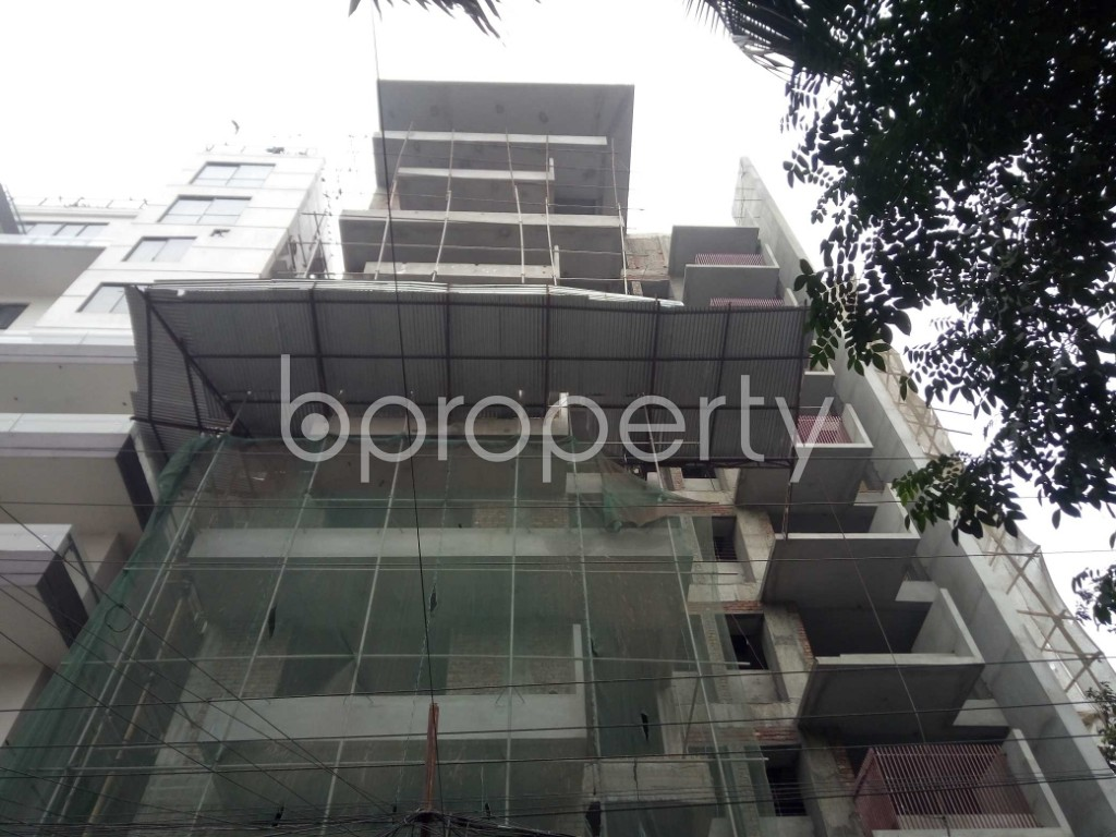 Outside view - 5 Bed Apartment for Sale in Banani, Dhaka - 1966666