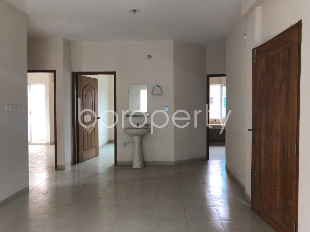 Dining area - 3 Bed Apartment for Sale in Uttara, Dhaka - 1960634